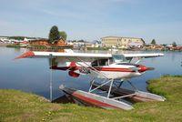 N62034 @ LHD - N62034 at Lake Hood AK - by Jack Poelstra