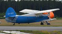 LY-AUH @ ESKN - Jump plane. - by Krister Karlsmoen