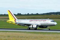 D-AGWE @ LOWW - Airbus A319-132 [3128] (Germanwings) Vienna-Schwechat~OE 13/07/2009