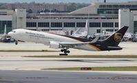 N348UP @ MIA - UPS 767-300