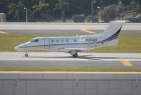 N353QS @ FLL - Net Jets