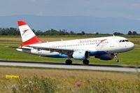 OE-LDE @ LOWW - Airbus A319-112 [2494] (Austrian Airlines) Vienna-Schwechat~OE 13/07/2009
