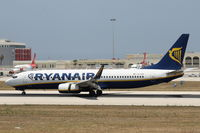 EI-DAI @ LMML - B737-800 EI-DAI Ryanair - by Raymond Zammit