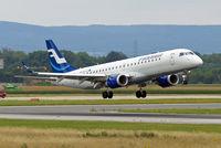 OH-LKO @ LOWW - Embraer Emb-190-100IGW [19000267] (Finnair) Vienna-Schwechat~OE 13/07/2009