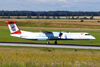 OE-LGF @ LOWW - De Havilland Canada DHC-8Q-402 Dash 8 [4068] (Austrian Airlines) Vienna-Schwechat~OE 13/07/2009