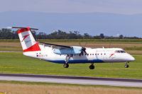 OE-LTM @ LOWW - De Havilland Canada DHC-8Q-314B Dash 8 [527] (Austrian Arrows) Vienna-Schwechat~OE 13/07/2009