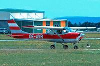 OE-AVR @ LOAN - R/Cessna F.150G [0138] Wiener Neustadt-Ost~OE 12/07/2009