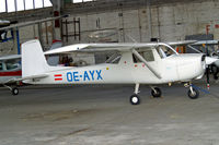 OE-AYX @ LOAN - Cessna 150E [150-61494]  Weiner-Neustadt Ost~OE 12/07/2009. Revised scheme.