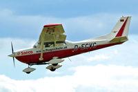D-ECVC @ LOAN - D-ECVC  R/Cessna FR.172J Rocket [0361]  Wiener Neustadt Ost~OE 12/07/2009