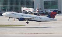N366NW @ MIA - Delta A320