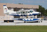 N366TA @ LAL - Cessna 208