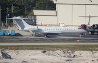 N373SB @ FLL - Global Express