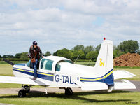 G-TALJ @ EGBR - At The Real Aeroplane Company Ltd Radial Fly-In, Breighton Airfield, Yorkshire, U.K.  - EGBR - by Clive Pattle