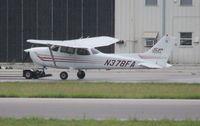 N378FA @ DAB - Cessna 172S