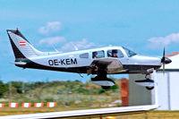 OE-KEM @ LOAN - Piper PA-28-181 Archer II [28-7890072] Wiener Neustadt-Ost~OE 12/07/2009