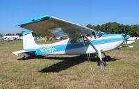 N381H @ LAL - Cessna 180A