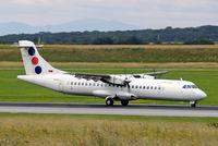 YU-ALO @ LOWW - Aerospatiale ATR-72-201 [186] (JAT Airways) Vienna-Schwechat~OE 13/07/2009