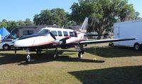 N385RM @ LAL - Piper PA-31-350