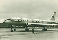 CCCP-42459 @ LSZH - Zurich Airport - by unknown