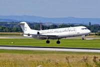 OE-LVG @ LOWW - Fokker F-100 [11520] (Austrian Arrows) Vienna-Schwechat~OE 13/07/2009