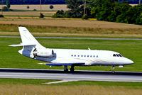 OE-HKY @ LOWW - Dassault Falcon 2000 [226] (Jet Alliance) Vienna-Schwechat~OE 13/09/2007