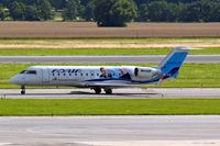 S5-AAE @ LOWW - Canadair CRJ-200LR [7170] (Adria Airways) Vienna-Schwechat~OE 13/07/2009