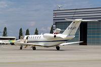 D-CLAT @ LOWW - Cessna CitationJet CJ3 [525B-0085] Vienna-Schwechat~OE 13/07/2009 - by Ray Barber