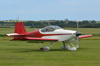 G-RVCE @ X3CX - Just landed at Northrepps. - by Graham Reeve