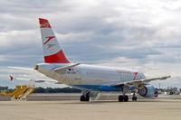 OE-LDG @ LOWW - Airbus A319-112 [2652] (Austrian Airlines) Vienna-Schwechat~OE 13/07/2009. Seen here in temporary storage.