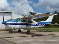 CX-LGR @ SUAA - Lionel Rossi Servicios Aereos - by aeronaves CX