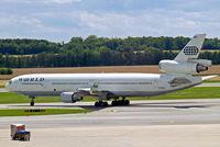 N273WA @ LOWW - McDonnell-Douglas MD-11 [48519] (World Airways) Vienna-Schwechat~OE 13/07/2009