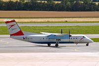 OE-LTL @ LOWW - De Havilland Canada DHC-8Q-314 Dash 8 [485] (Austrian Arrows) Vienna-Schwechat~OE 13/07/2009