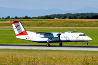 OE-LTN @ LOWW - De Havilland Canada DHC-8Q-314B Dash 8 [531] (Austrian Arrows) Vienna-Schwechat~OE 13/07/2009