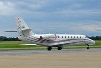 OE-GBY @ LOWW - Cessna Citation Sovereign [680-0066] Vienna-Schwechat~OE 13/07/2009