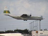 N401LC @ MIA - Lynden Cargo C-130