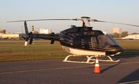 N407NN @ ORL - Bell 407