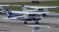 N408ER @ DAB - Cessna 172S