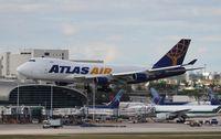 N409MC @ MIA - Atlas Air