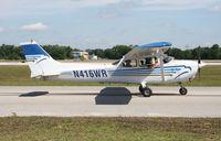 N416WR @ LAL - Cessna 172