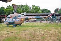 380 - Flugplatzmuseum Cottbus 9.6.15 - by leo larsen