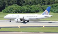 N429UA @ TPA - United