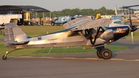 N434SM @ LAL - Piper PA-18 replica Sky Magic