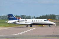 D-CGRC @ EGSH - Departing from Norwich. - by Graham Reeve