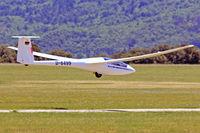 D-6499 @ LFMX - ASW20, seen departing on aerotow. - by Derek Flewin