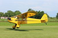 N1559N @ 7V3 - Piper J3C-65 - by Mark Pasqualino