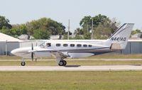 N441AQ @ ORL - Cessna 441