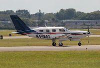 N446AT @ ORL - Piper PA-46-500TP