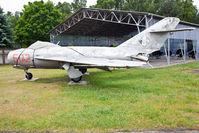 502 - Flugplatzmuseum Cottbus 9.6.15 - by leo larsen