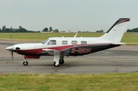 2-RICH @ EGSH - Registration is now this Piper PA-46 Malibu.Formerly M-OOSE. - by keithnewsome