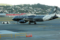 ZK-OAB @ NZWN - At Wellington - by Micha Lueck